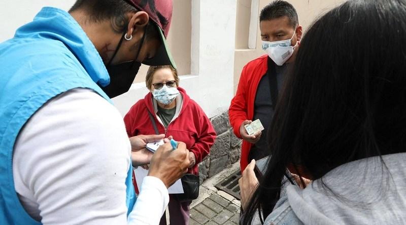 Jornada de vacunación exitosa en San Marcos