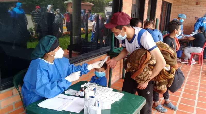 Cabildo continua con triaje sanitario a través de sus brigadas móviles y fijas