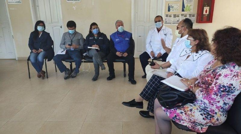 Salud municipal reitera compromiso de trabajo en el segundo año de crisis sanitaria por pandemia