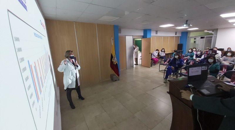 Unidad Metropolitana de Salud Centro socializó con la comunidad su rendición de cuentas 2020