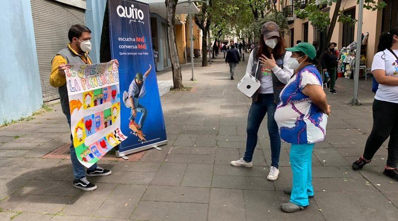 Secretaría de Salud conmemoró el Día Mundial sin Tabaco en el DMQ