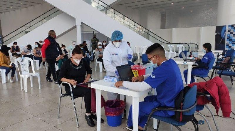 Brigadas municipales han aplicado más de 160 mil dosis contra la COVID19 en el DMQ