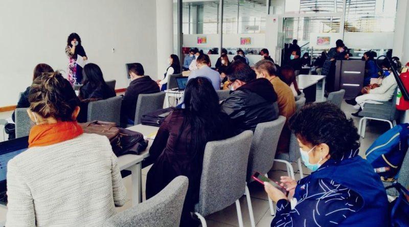 Municipio y MSP participan en talleres para mejorar el rastreo de casos COVID-19