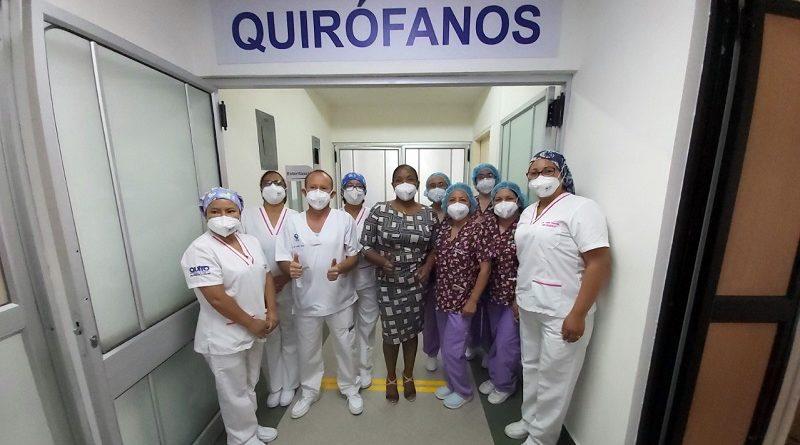 Unidad Metropolitana de Salud Norte socializa su rendición de cuentas con la ciudadanía