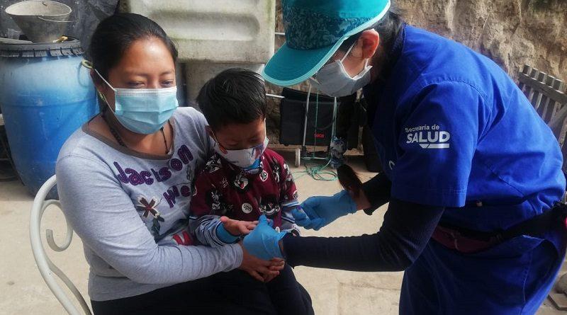 Esta semana 350 niños menores de 5 años recibirán su evaluación y seguimiento nutricional