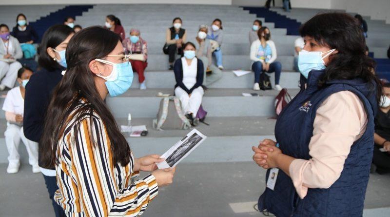 Municipio de Quito apoya con más profesionales de la salud para avanzar con la inmunización