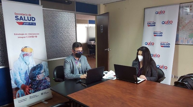 IV Jornada Científica COVID-19 se desarrolló en Quito