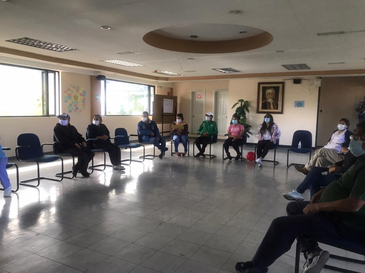 Municipio realiza talleres de salud mental