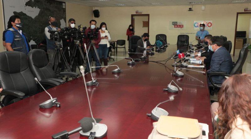 Municipio aplica protocolos para retorno a clases seguro