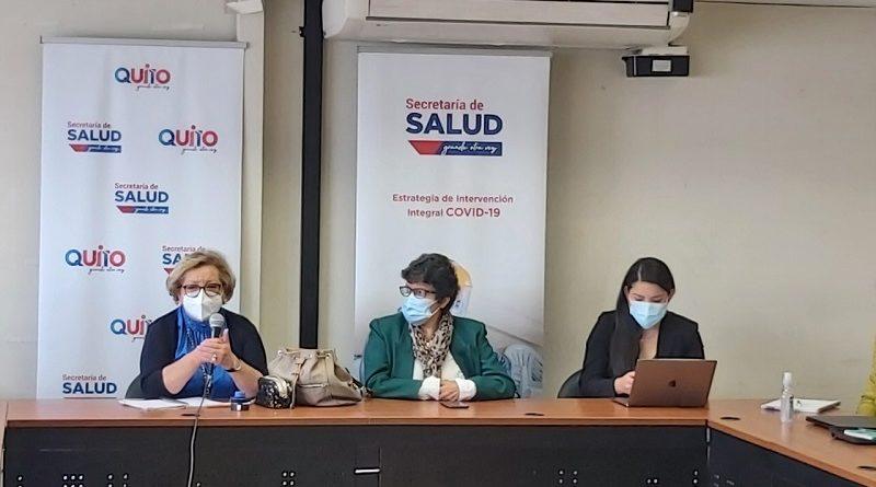 Se reanudan mesas técnicas de datos sobre la pandemia COVID-19