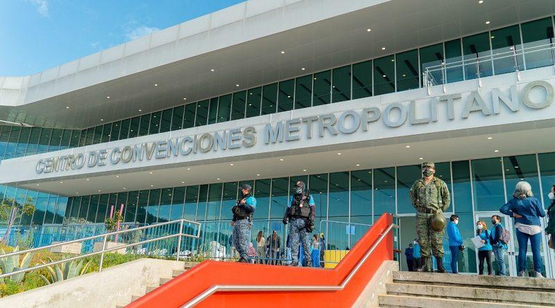 Acciones del Centro de Atención Temporal Quito Solidario, en la semana epidemiológica 36